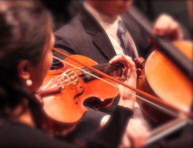 Viola and Cello